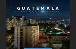 """Webinario """"Oportunidades de negocio e inversión en Guatemala"""""""