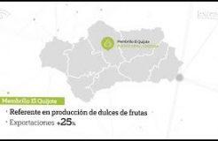Membrillo El Quijote alcanza una cuota de exportación del 25% con sus dulces de fruta