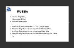 """Webinario """"Oportunidades de negocio en licitaciones públicas en Rusia y de organismos multilaterales en Asia Central"""""""