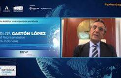 """Conferencia de Carlos Gastón en Extenda Global: """"Sudeste Asiático, una asignatura pendiente"""""""
