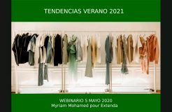 """Webinario moda: """"Cómo diseñar las colecciones de moda post-COVID19"""""""