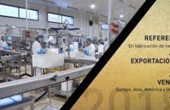 Sainberg La Ibense duplica sus exportaciones desde que inició su nueva etapa en 2015