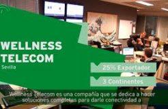Wellness Telecom - Andalucía exporta, Andalucía aporta