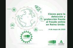 """Webinario: """"Claves para la detección y protección frente al fraude online en Reino Unido"""""""