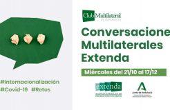 Conversaciones Multilaterales de Extenda. Sesión 3: Management & Research y Boleo Global