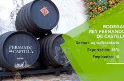 Bodegas Rey Fernando de Castilla lanza vermús jerezanos para conquistar mercados internacionales