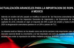 Webinario: El mercado de la moda en México