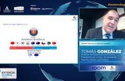 """Ponencia de Tomás González en Extenda Global: """"ASEAN. Clave en el comercio mundial"""""""