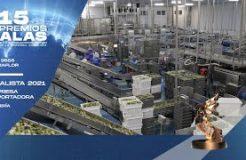Primaflor, finalista por Almería a los Premios Alas en la categoría de Empresa Exportadora