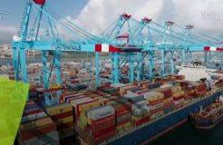 El transporte marítimo, eje del comercio internacional