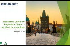 """Webinario República Checa: """"Retos y Oportunidades en el marco del COVID en República Checa"""""""