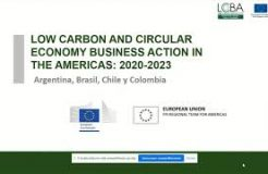 """Webinario """"Low Business Action in the Americas"""""""
