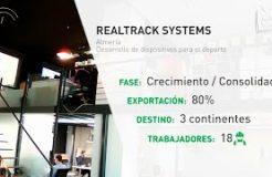 RealTrack Systems, software para deportistas de élite con proyección mundial