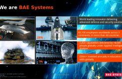 """Webinario Aeroespacial """"BAE Systems: el mayor contratista militar del mundo"""""""