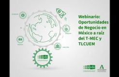 Webinario: Oportunidades de Negocio en México a raíz del T-MEC y TLCUEM