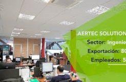 Aertec Solutions, ingeniería con ADN andaluz para los principales aeropuertos internacionales