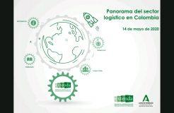 """Webinario: """"El panorama del sector logístico en Colombia"""""""