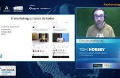 """Conferencia de Tom Horsey en Extenda Global: """"5 trucos para rentabilizar mejor tus acciones de Marketing Digital"""""""