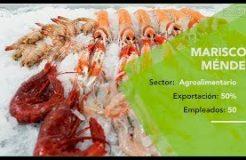 Mariscos Méndez comercializa sus productos a clientes Premium de EE.UU. a China