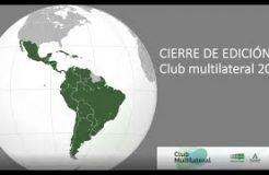 Jornada de Clausura del Club Multilateral