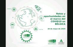 Webinario Bélgica: Retos y oportunidades en el marco del COVID-19