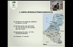 Jornada mercado agroalimentario en Benelux