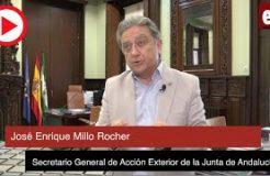 Empresa Exterior entrevista al Secretario General de Acción Exterior de la Junta de Andalucía, Enric Millo Rocher.