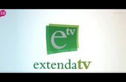 J.Arggido en el Espacio Extenda del programa Llegó La Hora de 101TV