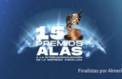 Primaflor, Cuellar Stone y Agrícola López Lara, finalistas por Almería a los Premios Alas 2021