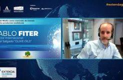 """Conferencia de Pablo Fiter en Extenda Global: """"Oriente Medio como mercado de interés para los productores andaluces"""""""