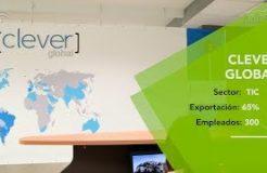 Clever Global ya tiene filiales en 14 países y una cuota de exportación del 65% de su facturación