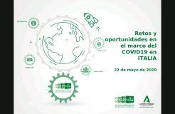 Webinario Italia: Retos y oportunidades en el marco del COVID-19