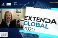 """Conferencia de Nancy Levy en Extenda Global: """"EEUU: estrategias de acceso y oportunidades en la primera economía del mundo"""""""