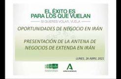Webinario: Oportunidades de Negocio en Irán