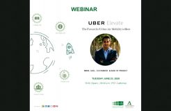 Webinario Uber Elevate