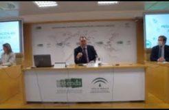 Presentación de la Red Andalucía de Extenda