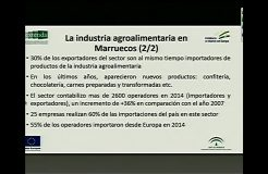 Exportación de productos agroalimentarios a Marruecos