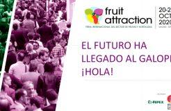 Webinario FRUIT ATTRACTION 2020: retos y oportunidades en un nuevo escenario