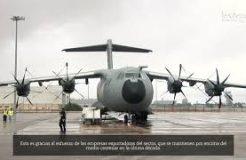Andalucía, tercer polo aeroespacial de Europa