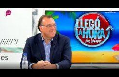 Entrevista a Arturo Bernal, consejero delegado de Extenda, en el programa Llegó la Hora