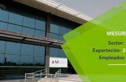 La malagueña Mesurex se abre a los mercados americanos con su tecnología de sensores