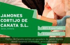Cortijo de Canata - Andalucía exporta, Andalucía aporta