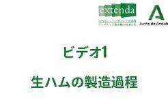 SEMINARIO SOBRE LA ELABORACIÓN DEL JAMÓN (audio en japonés)