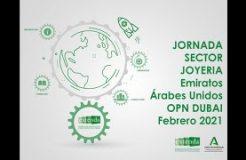Jornada sobre el Sector de la Joyería en Emiratos Árabes Unidos