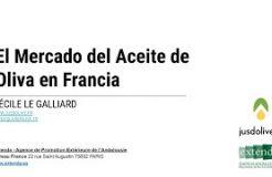 Webinario: El Mercado del Aceite de Oliva en Francia