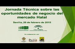Jornada Técnica sobre las oportunidades de negocio del mercado Halal