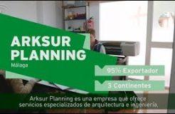 Arksur Planning - Andalucía exporta, Andalucía aporta