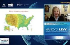 "Nancy Levy, Extenda Global: ""USA: Market access strategies and opportunities in the world"