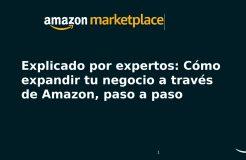"""Webinario: """"Amazon, ampliación de proveedores y catálogo de productos - Soluciones digitales ante el COVID-19"""""""