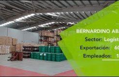 Bernardino Abad, logística integral desde Andalucía a todo el mundo